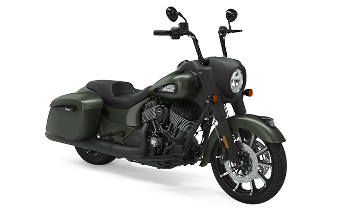INDIAN® SPRINGFIELD® DARK HORSE®