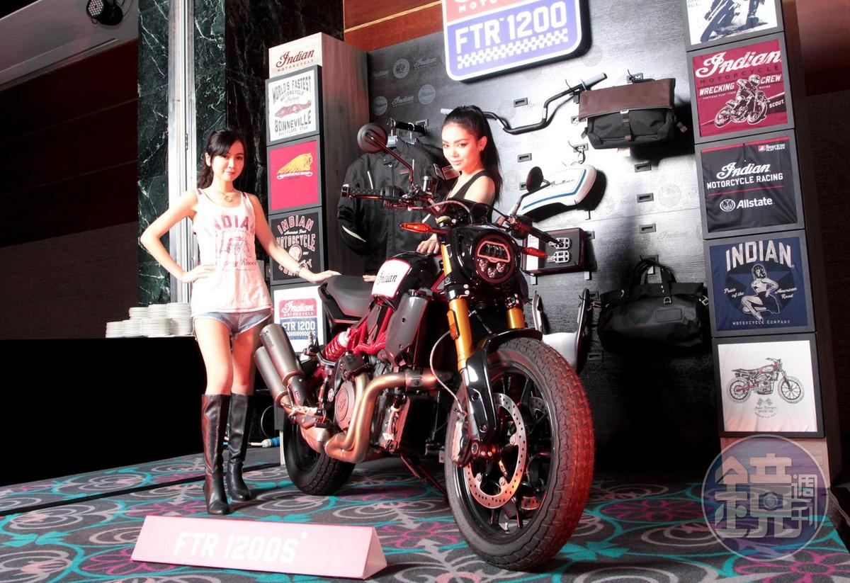 [ 鏡週刊 報導 ] 【新車登場】馳騁美洲大陸!Indian Motorcycle Taiwan 2020全新車款發表