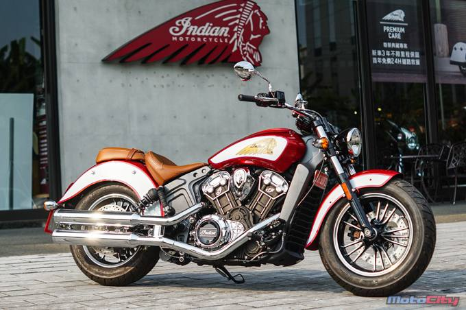 [ MotoCity 熱情採訪 ] 2019 Indian Scout 實車鑑賞!
